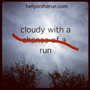 I am this runner.