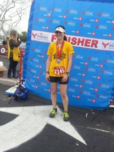 Yep, I'm a finisher!