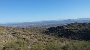 View of Phoenix, AZ