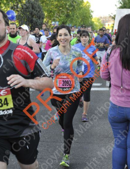One of my fave race pics -- having fun doing what I love (and in Spain!)
