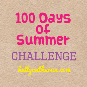 The challenge starts June 1st and ends September 8th.