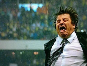 Mexico's coach is hilarious!