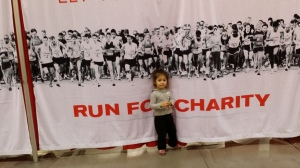 My little runner <3