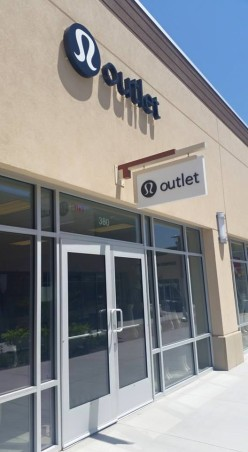 You had me at outlet....