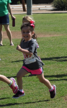 My little runner <3