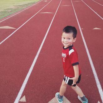 Lil speedster <3