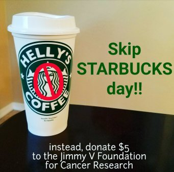 Donate here-> Jimmy V Foundation for Cancer Research
